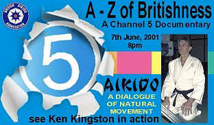 A - Z OF BRITISHNESS with KEN KINGSTON