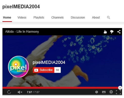 YOU TUBE VIDEO CLIPS from pixel MEDIA